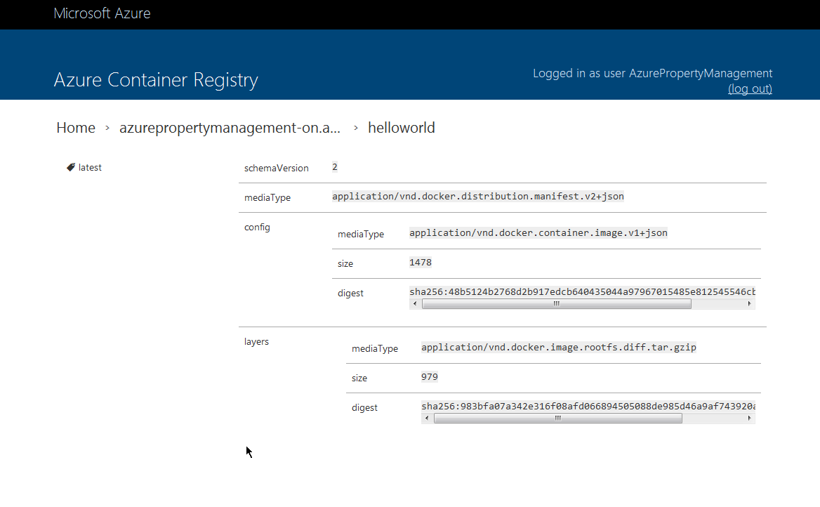Why and How Azure Container Registry? (Mar 12, 2017)