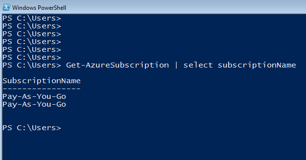 Get-AzureSubscription_Select